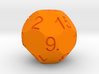 D17 Sphere Dice 3d printed