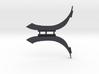 Radlaufeinsatz oben l/r für ScaleART MAN TGS 3d printed