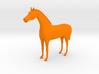 horse 3d printed