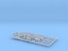 1/350 CSS Alabama Fittings & Guns 3d printed