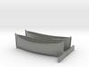 2 one and half inch long Lifeboats 3d printed This is a render not a picture