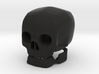 skull solid 3d printed