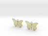 Butterfly Earrings (Pair) 3d printed
