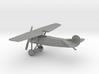 Fokker D.VIII 3d printed