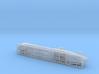 IJA Kairyu Maru SS-3 Landing Ship Tank 1/700 3d printed