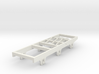 GWR Broad gauge 3000 gallon tender chassis  3d printed