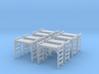 Scaffolding Unit (x8) 1/160 3d printed