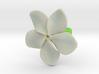 Gardenia Ring 3d printed
