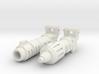 TF POTP Seige Prime Master Upgrade Barrel Set 3d printed