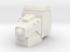 Robohead: Big Lug 3d printed