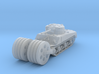 1/87 Scale M4 Sherman Mine Roller 3d printed