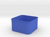 3x3 Shapeways INSIDE 3d printed