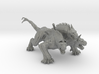 King Cerberus miniature model fantasy game dnd rpg 3d printed