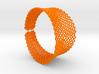 Honeycomb Bracelet  3d printed