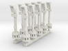 Airport Parking Guidance Single - Various Scales 3d printed