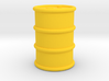 Oil Barrel 3d printed