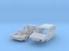 Fiat Tipo (TT 1:120) 3d printed
