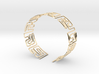 Maze Bracelet Size M 3d printed