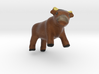 The Bull 3d printed