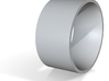Ring 12mm comfort fit, can fit NFC tag 3d printed