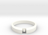 1-bit ring (US6/⌀16.5mm) 3d printed