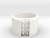 high 8-bit ring (US6/⌀16.5mm)  3d printed