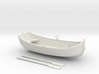 Miniature Rowboat 3d printed