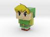 Cubic Adventurer 3d printed