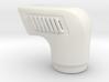 Ram-air-intake-snorkel 3d printed