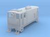 Nn3 Free-lance Box-cab Internal Combustion Loco 3d printed Plastic resin body.