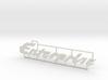 """Schild """"Enterprise"""" für 1:87 (H0 scale) 3d printed"""