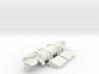 1/1000 Scale Mind Bender Bulk Freighter 3d printed