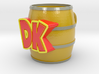 Donkey Kong Barrel Cup 3d printed