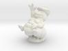 Jolly Cajun Gator Mini 3d printed