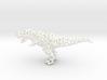 Raaah! Dinosaur 3d printed