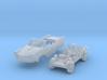 Amphicar 770 (TT 1:120) 3d printed