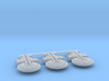 Terran (TFN) Survey Destroyer Datagroup 3d printed