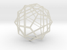 Jailed Polygon 3d printed