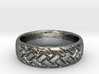 Celtic knot seamless Ring 3d printed