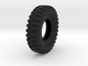 1-16 Military Tire 1200x20 3d printed