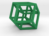 Hypercube B 3d printed