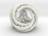 Tetra Mobius -0,030 3d printed
