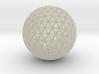 Triangular Ball Mesh from TopMod 3d printed