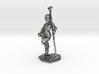 elven healer 39mm miniature 3d printed