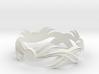 Feathered Bracelet -v1 3d printed
