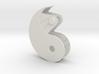 Yin Yang Box Small 3d printed