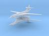 1/700 TU-160 Blackjack (x2) 3d printed