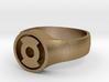 Green Lantern Kyle Rayner Ring (Small) 3d printed