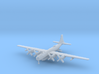 1/700 Bell X-1 with B-50D Mothership 3d printed