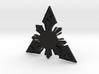 Sun_star__dog_tag_tri_style_003.dae 3d printed